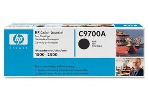 Картридж HP Color LJ 1500/2500, (C9700A), черн.